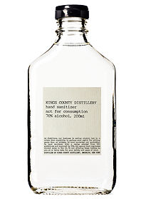 PPE_Liquid Hand Sanitizer_Kings County D