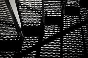 Art_Navy Yard Metal Steps & Shadows_JC.j