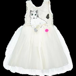 Fashion_Chat Blanc Dress in Ivory_ATSUYO