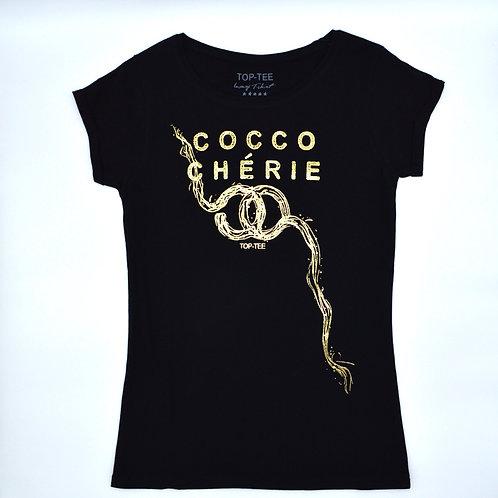 T-shirt Cocco Chérie