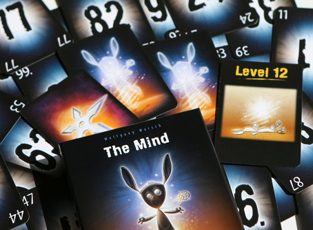 Game of the Month September - The Mind