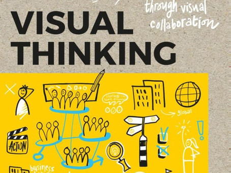 Happy Scrum Master Booklist: Visual Thinking by Willemien Brand.