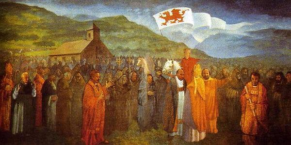 Aneurin Jones: Owain Glyndwr's Parliament