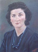 Mary Ann (May) Humphreys nee Thomas