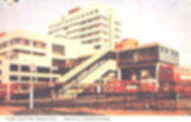 Boring Postcards - Redditch Town Centre, Traffic Interchange