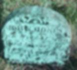 John Jones, b1811 Myddfai, d1853 Cwmwysg