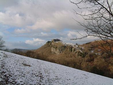Ewart Davies - Carreg Cennan Castle