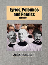 Lyrics, Polemics & Politics - Poetry & song lyrics with a difference. Click for details