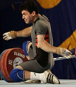 Weightlifting as you've never before seen it