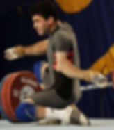 Painful weightlifting acident