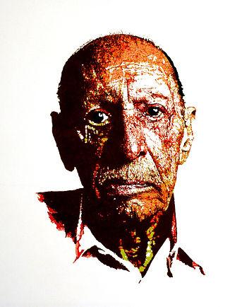 IGOR STRAVINSKY, Portrait by Jeffrey Spedding