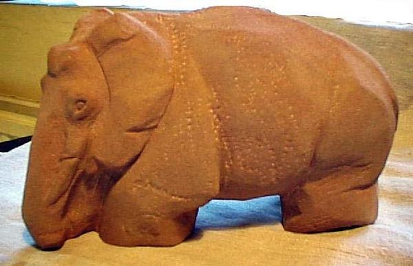 Carloline Juler: Elephant