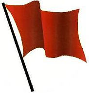 The Red Flag is sung to Tannenbaum