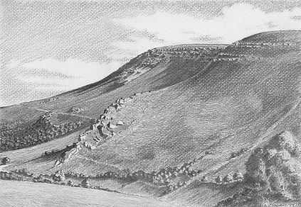 Gwynfryn Hughes: Pumlumon Watershed
