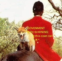 Foxhunting: The freedom to wear silly red coats