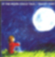 The album cover artwork for IF THE MOON COULD TALK is by Tracey Curtis