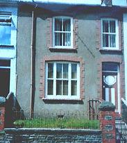 57 Pleasant View, Wattstown, Rhondda Fach. Mary Ann Thomas was born here in 1913