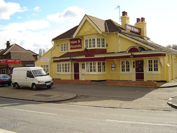 Hare and Hounds Public House, Geenford