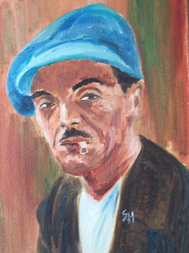 Suki Humphreys: The Blue Cap