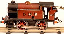 John Major's train set from Brixton