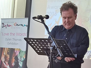 Phil Knight, Performance Poet