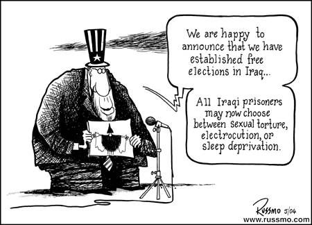 Russo on Free Elections in Iraq
