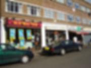 Shops in Ruislip Road, Greenford
