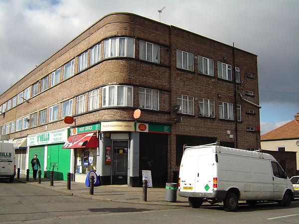 Post Office on the Corner of Ruislip Road and Rosedene Avenue