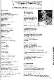 Poezii in Dua Limbi
