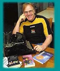 Alex Keegan, writer, on the Benybont website