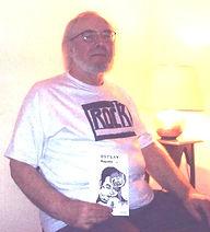 Bryn Fortey, poet, on the Benybont website
