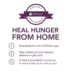Heal Hunger From Home Social Media Graph