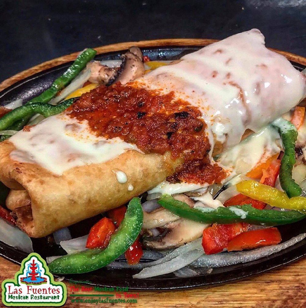 Image from Las Fuentes Mexican Restaurants on Facebook