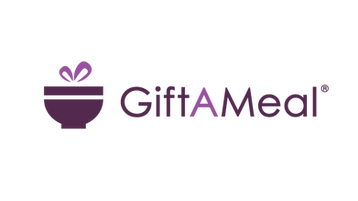 GiftAMeal Logo Full Color Horizontal
