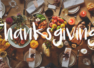 Happy Thanksgiving from GiftAMeal!