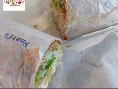 A Slice Above: Snarf's Sandwiches