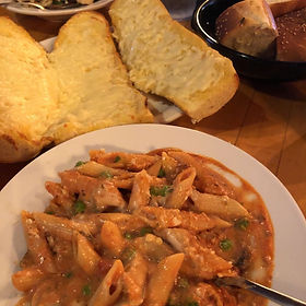 Always delicious Penne Ronzio!  -mary.jp