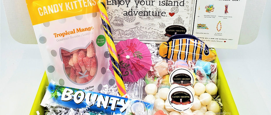 Candy Shoppe Candy Club Subscription Box