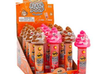 Flash Poop Lollipop