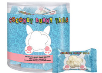 Coconut Bunny Tails