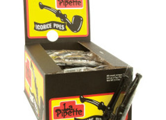 Black Licorice Pipes