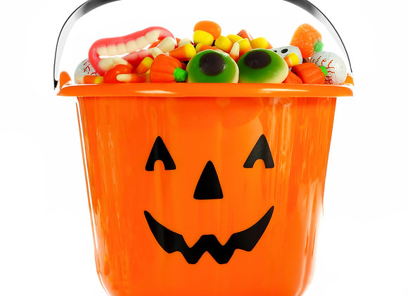 Candy Shoppe Trick-or-Treat Bucket! - PRE-ORDER