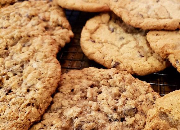 Standard Cookie Dozen (12)