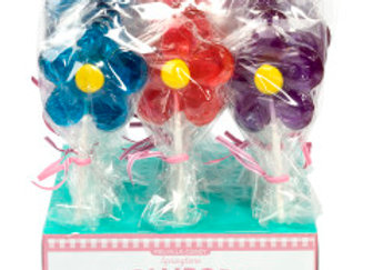 Spring Flower Lollipop