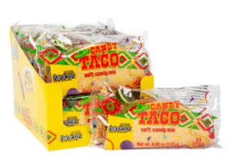 Candy Gummy Taco