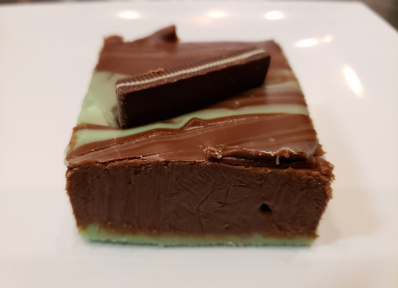 Chocolate Mint Swirl