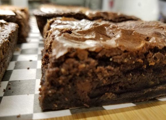 Fudge Brownies (8)