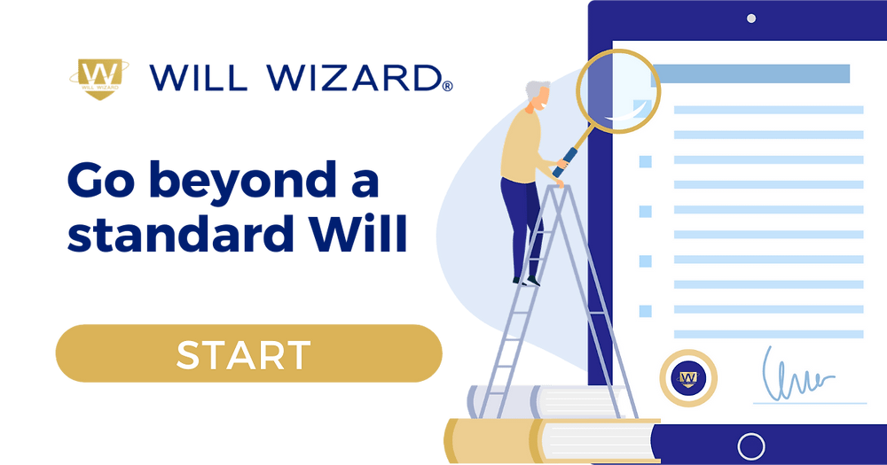 Get started with Will Wizard