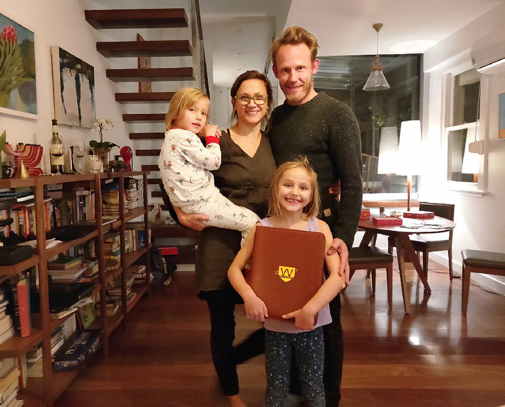 Happy Family with Will Wizard portfolio