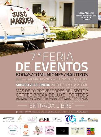 Feria eventos 2019